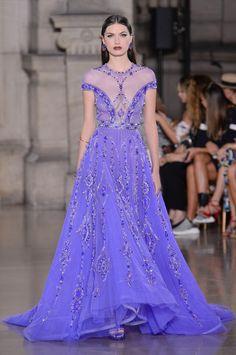 Défilé Georges Hobeika Automne-hiver 2017-2018 Haute couture -...