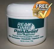 Homeopathic Pain Cream-Smells wonderful! Works in minutes.   #topicalpainrelief #paincream #pain http://topical-pain-relief.com 4 oz. size  $24.95 Free samples available