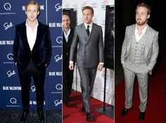 Estilo Ryan Gosling, Ryan Gosling Style, Cannes, Men's Style Icons, Hollywood, Mix N Match, Mens Suits, Suit Jacket, Actor
