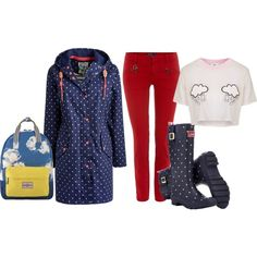Spring 6. by szunda on Polyvore featuring The Ragged Priest, Joules, Polo Ralph Lauren and Cath Kidston