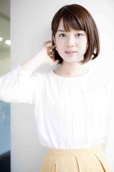 """""""弘中綾香 #可愛かったらRT"""" Japanese Beauty, Asian Beauty, Korean Women, Woman Face, Asian Woman, Her Hair, Girlfriends, Cute Girls, Love Her"""