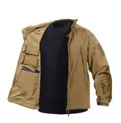 Tactical Concealed Carry Jacket