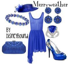 Disneybound-merryweather