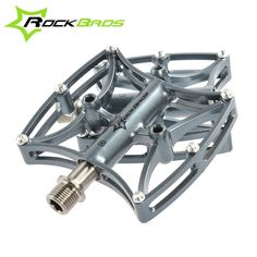 52.99$  Buy now - http://ali4n7.shopchina.info/go.php?t=32566091404 - New Hot !ROCKBROS MTB BMX Magnesium Titanium Bearing Pedals Bike Cycling Pedal Platform Bicycle platform Pedals 3 Colors 52.99$ #aliexpressideas