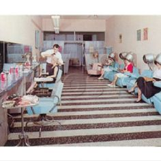 Vintage Beauty Salon