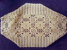Crochet simple bolero verano, foto 2                                                                                                                                                      More