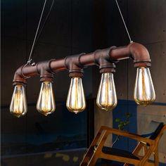pipe track lighting