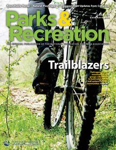 NRPA Parks & Recreation Magazine June 2014