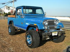 1983 Jeep Scrambler CJ 8 Custom