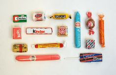 old timey candy---some of my favorites are here