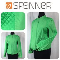 Spanner Sport Quilted Jacket Lightweight and packable! Spanner Jackets & Coats