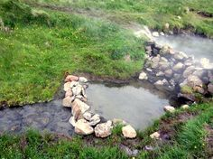 Hot Pools in the Westfjords of Iceland - a Selection of the Pools I have visited