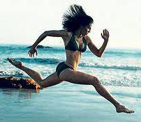 Sprint 8 workout....sprinters body, NOT marathon runners body.  HOT ASS!