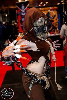 Scarecrow, Arkham Asylum, Jonathan Crane, Toxic Girl Cosplay, Lady Scarecrow, Fem Scarecrow, Arkham Asylum Cosplay, Scarecrow Cosplay,
