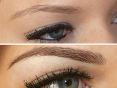 Permanent eyebrows by kouki