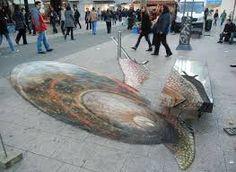 """Résultat de recherche d'images pour """"street art trompe l'oeil"""""""
