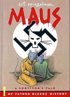'Maus: a Survivor's Tale' by Art Spiegelman