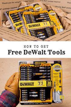DeWalt Tools!