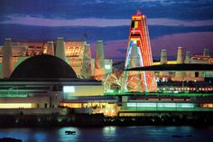 Expo 92, Pabellón de España, Torre Europa. Expo 92