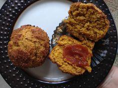 Pumpkin Butter Muffins