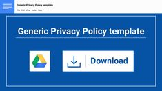 if your websiteapp collects personal data from users you need a privacy policy your policy needs to contain some specific information too