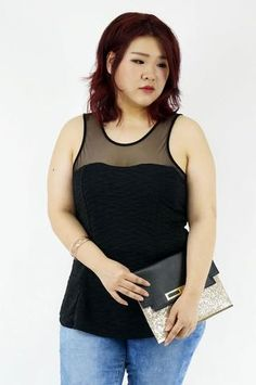 We offer top quality Plus Size Top
