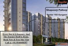 New-Launch Residential Project by Shapoorji Pallonji at Sector 102 Gurgaon Property for sale In Gurgaon New Launch, Property For Sale, Multi Story Building, Product Launch, Projects, Log Projects, Blue Prints