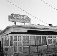 Old Trolley car diner