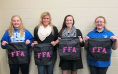 Miami East-MVCTC FFA Members Recognized | Miami Valley Career Technology Center