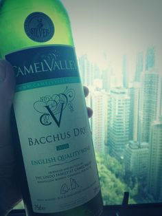 Camel Valley Wine - a little bit of Cornwall in Hong Kong!