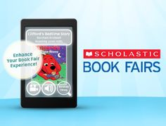 Enhance your Scholastic Book Fair experience! Not sure if a book is age appropriate for your child? Simply scan a book cover or barcode at the Book Fair to find out. Get additional book details such as author videos, award winners and podcasts. Plus, view recommendations for similar titles. Add titles to a wish list: purchase at the book fair or order online!