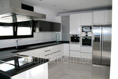 Modern luxury villa with sea views for sale in Calpe - ID 5500510 - Real estate is our passion... www.bulk-partner.com