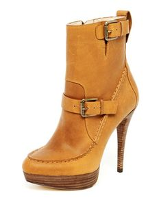 Michael Kors boots from fall 2012/ winter 2012/2013 collection.  Price $395. Click here to buy.