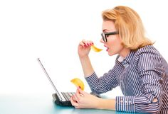 Don't Do This at Your Desk Top 8 Cubicle Crimes – Don't Do This at Your Desk | CareerBliss