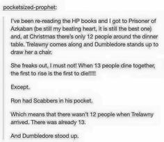 OH HELL TO THE MOTHER FRIKKIN NO JK ROWLING YOU DID IT AGAIN KILL MY SHATTERED SOUL YOU GENIUS