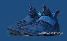 5378add9abc6 Nike LeBron 14 Agimat Coastal Blue White-Star Blue Copuon Code