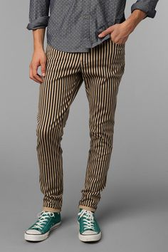 Tripp NYC Antique Stripe Pant  #UrbanOutfitters *sigh*