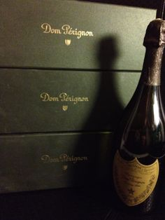 Dom Perignon, The right woman, and Marvin Gaye on the speakers......