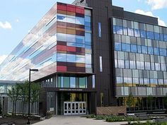 Cool Buildings on Campus - Edmonton Clinic Health Academy! University Of Alberta, Hope For The Future, Peaceful Places, Historical Architecture, Alberta Canada, Clinic, Around The Worlds, Cool Stuff, Aurora