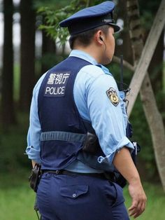 本当に可愛い警察官のお尻がいいなぁ~~ Police Cops, Police Uniforms, Hot Cops, Fat Man, Thin Blue Lines, Sling Backpack, Sexy Men, Guys