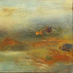 """Agnes Lang, """"Horizont ll"""" Mit einem Klick auf 'Als Kunstkarte versenden' versenden Sie kostenlos dieses Werk Ihren Freunden und Bekannten."""