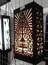 Image result for lampu batik Small Appartment, Table Lamp, Lighting, Decoration, Image, Ideas, Home Decor, Decor, Lamp Table
