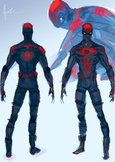 284 Best Spider,Man (Suits) , (Concept Art Design) images
