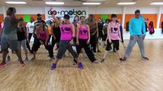 """Turn Down for What"" by DJ Snake & Lil Jon - Choreo by Lauren Fitz for D... This is great low impact dancing fitness!"