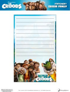 Dreamworks Movies, Dreamworks Animation, Activity Centers, Free Printables, Scary, Stationery, Parenting, Activities, Crafts
