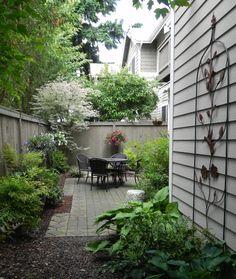 outdoor spaces on a budget | Amusing Garden Fencing Inspiration Exquisite Outdoor Garden Ideas ...