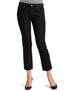 Calvin Klein Jeans Women's Petite Skinny Straight Fit Jean, Black, 4Px27 buy at http://www.amazon.com/dp/B0042YY2UE/?tag=bh67-20