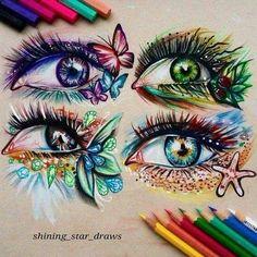 in love drawings Cool Art Drawings, Pencil Art Drawings, Realistic Drawings, Colorful Drawings, Art Drawings Sketches, Girly Drawings, Amazing Drawings, Beautiful Drawings, Amazing Art