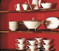 """this is the benjamin moore color """"redstone"""" that we liked best"""