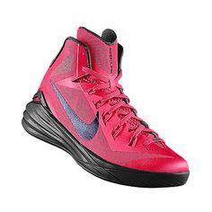 sale retailer 6f91e a0223 I designed the pink Iowa Hawkeyes Nike women s basketball shoe.